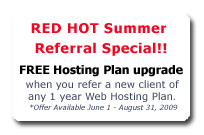 Summer Referral Special
